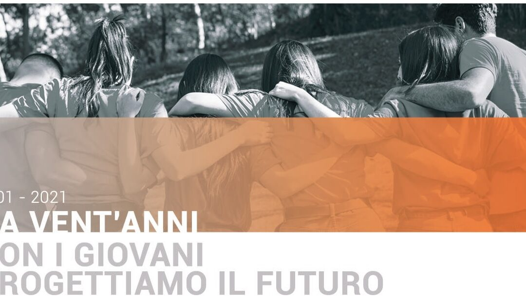 Agezia Agorà, da vent'anni con i giovani progettiamo il futuro.